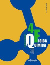 EP 4 - FISICA Y QUIMICA C. VALENCIANA
