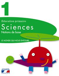 EP 1 - CIENCIAS (FRANCES) - SCIENCES - NOTIONS DE BASE