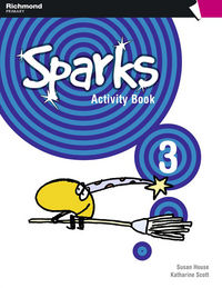 Ep 3 - Sparks 3 Wb (pack) - Aa. Vv.