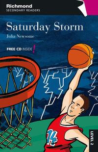 (rsr2)  Saturday Storm (+cd) - Aa. Vv.