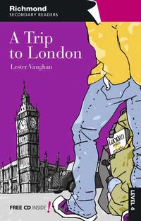 (rsr4)  A Trip To London (+cd) - Aa. Vv.