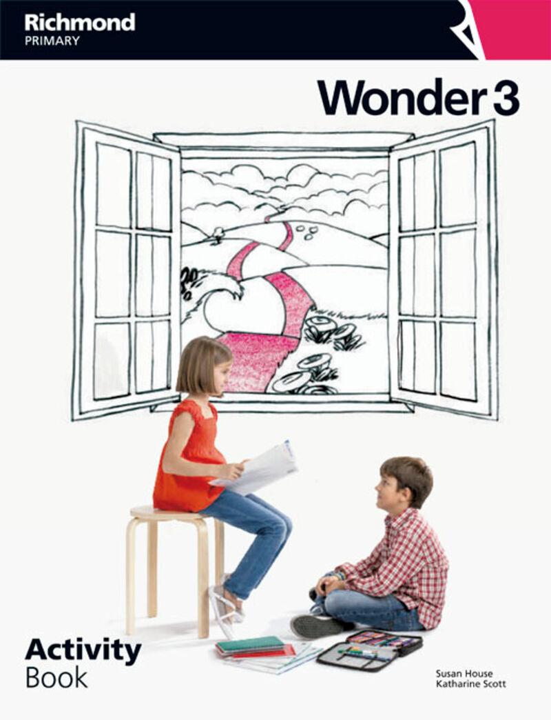 EP 3 - WONDER WB (+CD)