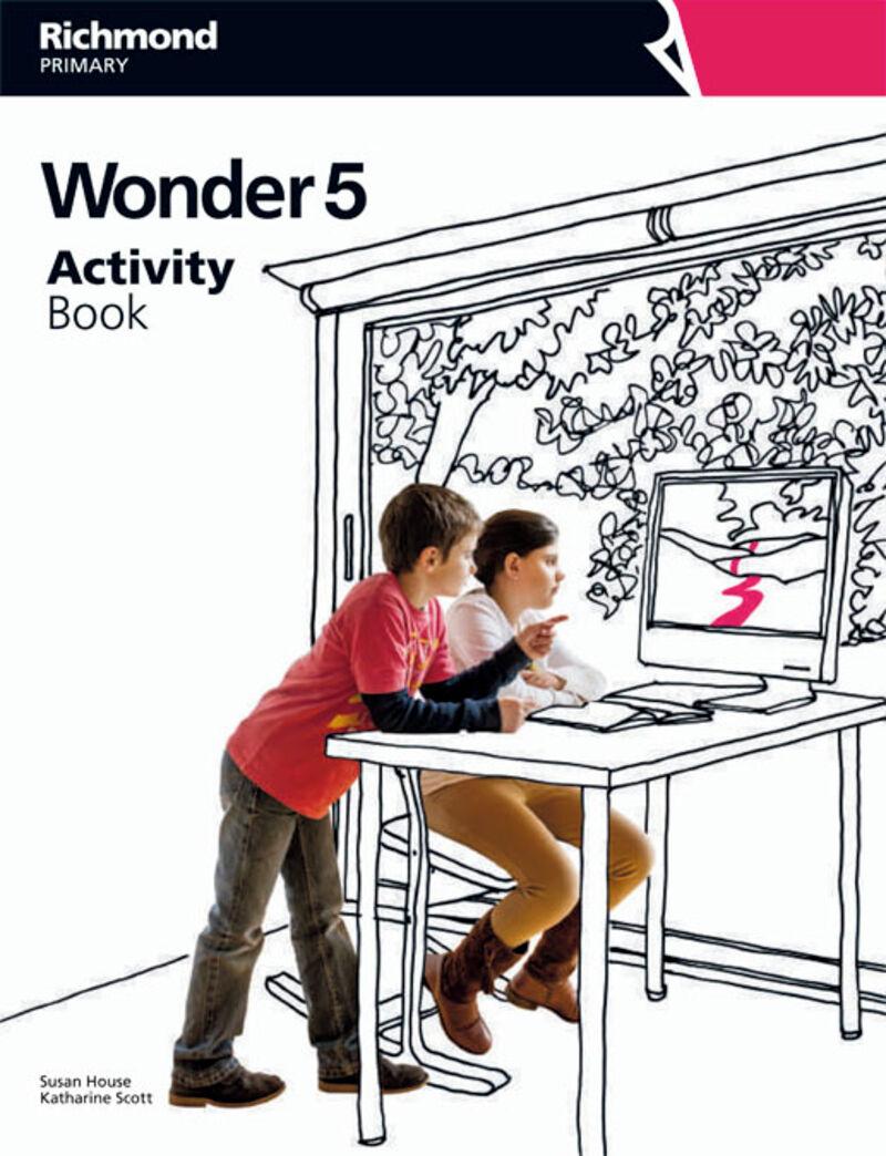 EP 5 - WONDER WB (+CD)
