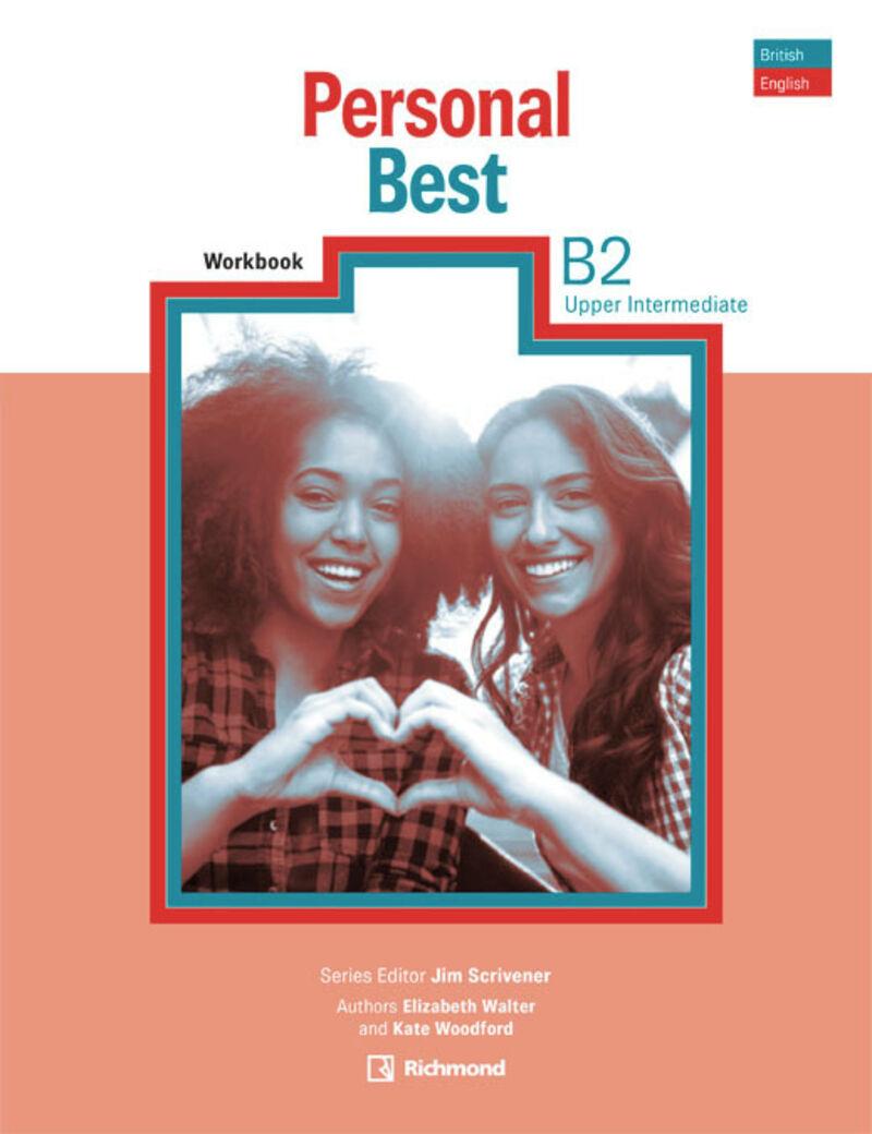 BACH 1 - PERSONAL BEST B2 WB
