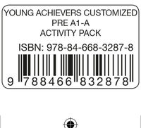 EP 1 - YOUNG ACHIEVERS CUSTOMIZED PRE A1-A WB PACK