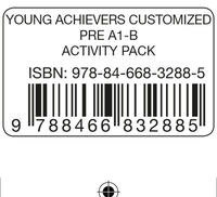 EP 2 - YOUNG ACHIEVERS CUSTOMIZED PRE A1-B WB PACK