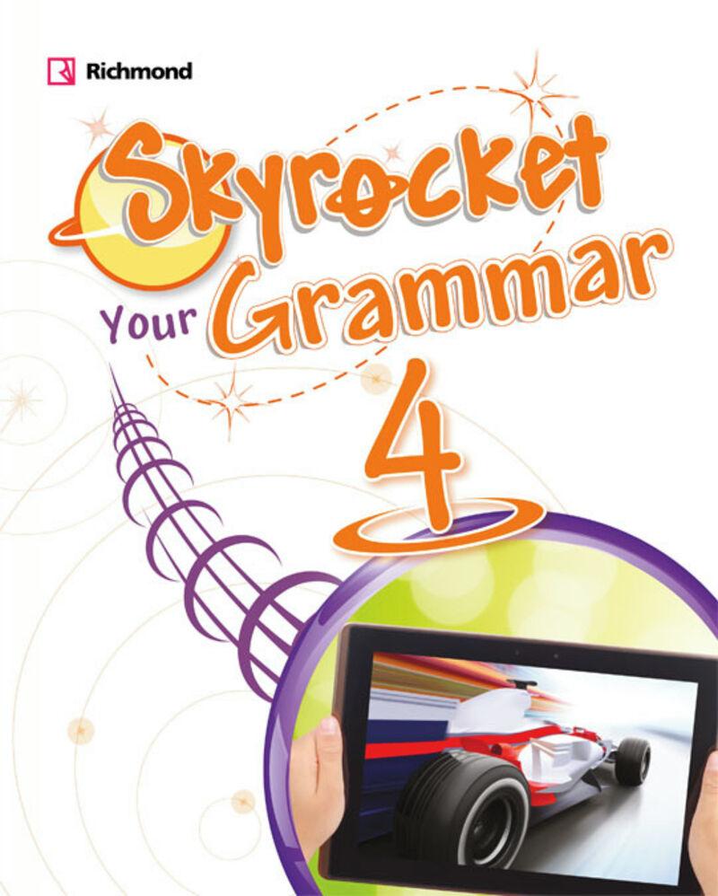 EP 4 - SKYROCKET YOUR GRAMMAR