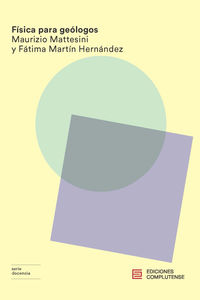 Fisica Para Geologos - Fatima Martin Hernandez / Maurizio Mattesini