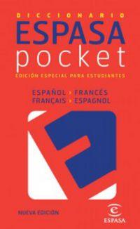 DICC. ESPASA POCKET ESP / FRA - FRA / ESP
