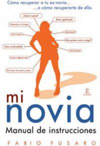 MI NOVIA - MANUAL DE INSTRUCCIONES