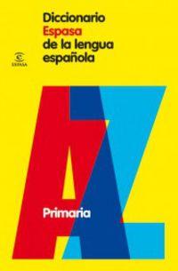 DICC. ESPASA LENGUA ESPAÑOLA - PRIMARIA