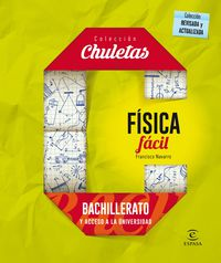 Bach - Fisica Facil Para Bachillerato - Francisco Sanchez
