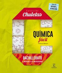 Bach - Quimica Facil Para Bachillerato - Francisco Sanchez