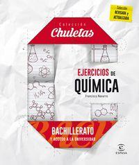 Bach - Ejercicios De Quimica Para Bachillerato - Francisco Navarro