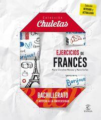 BACH - EJERCICIOS DE FRANCES PARA BACHILLERATO