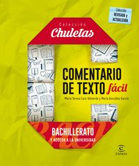 Bach - Comentarios Texto Facil Para Bachillerato - Maria Teresa Caro Valverde / Maria Gonzalez Garcia