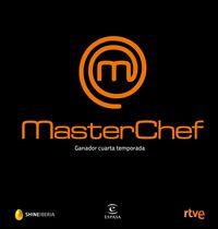 Masterchef - Las Recetas De Virginia (ganadora Cuarta Temporada) - Rtve / Shine