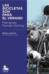 Las bicicletas son para el verano - Fernando Fernan-Gomez