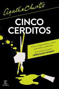 Cinco Cerditos - Agatha Christie
