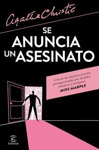 Se Anuncia Un Asesinato - Agatha Christie