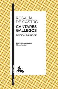 Cantares Gallegos (ed. Bilingue) - Rosalia De Castro