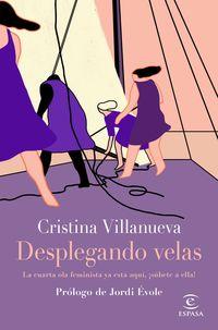 Desplegando Velas - Cristina Villanueva