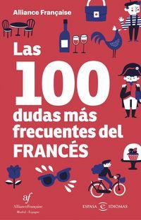 100 DUDAS MAS FRECUENTES DEL FRANCES, LAS