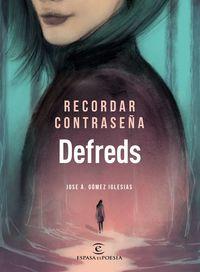 Recordar Contraseña - Jose A. Gomez Iglesias / (@DEFREDS)