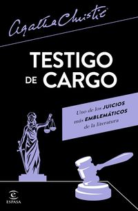 Testigo De Cargo - Agatha Christie
