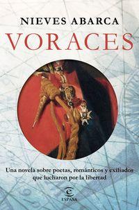Voraces - Nieves Abarca