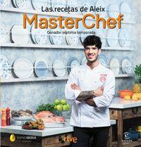 Recetas De Aleix, Las (ganador De Masterchef 2019) - Aa. Vv.