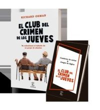 El (pack tc) club del crimen de los jueves - Richard Osman