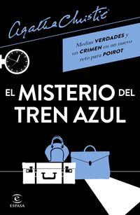 el misterio del tren azul - Agatha Christie