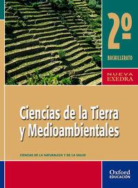 BACH 2 - CIENCIAS TIERRA - NUEVA EXEDRA