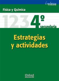 ESO 4 - FISICA Y QUIMICA CUAD. - ESTRATEGIAS