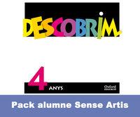 4 ANYS - PROJECTE DESCOBRIM SENSE ARTISTICA (CAT)