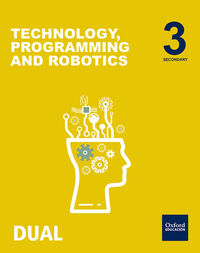Eso 3 - Technology Programming And Robotics Inicia Clil St Pack - Aa. Vv.