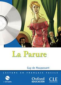 La  parure (+cd)  lect 1 eso - Guy De Maupassant