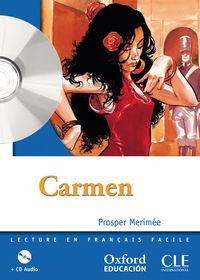 Carmen (+cd)  - Lect 2 Eso - Prosper Merimee