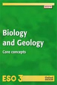 Eso 3 - Biology And Geology - Core Concepts - Adarve - Aa. Vv.