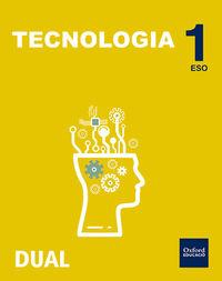 ESO 1 - TECNOLOGIA - INICIA (C. VAL) (CASTELLANO)