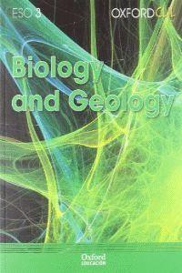 ESO 3 - BIOLOGIA Y GEOLOGIA (BILINGUE) - ADARVE