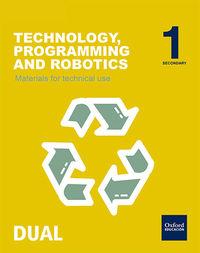 ESO 1 - ROBOTICS - INICIA - UD TEC MATERIALS (MAD)