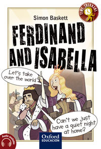 ESO 2 - OXF TREKKERS - FERDINAND AND ISABELLA