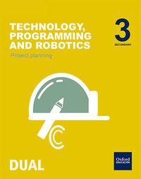 ESO 3 - ROBOTICS - INICIA - UD PROJECT PLAN