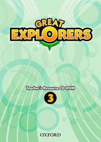 ep 3 - great explorers 3 tr cd-rom - Aa. Vv.