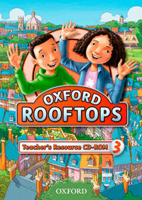 EP 3 - ROOFTOPS TCH RESOURCE (CD-ROM)