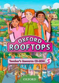 EP 5 - ROOFTOPS 5 TCH (CD-ROM)
