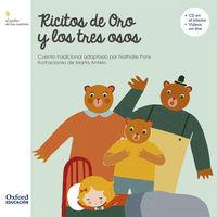 5 AÑOS - RICITOS DE ORO Y LOS TRES OSITOS