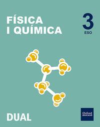 ESO 3 - FISICA Y QUIMICA (C. VAL) - PACK INICIA